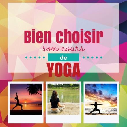 La rentrée du yogi : choisir son cours de yoga