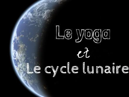 Les cycles de la lune et le yoga