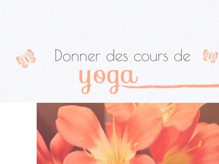 Pourquoi devenir professeur de yoga ?