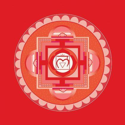 muladhara chakra est le premier chakra en lien avec l'élément terre