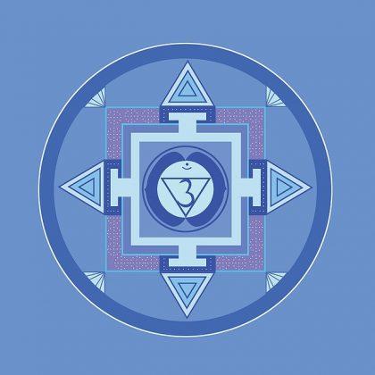 le chakra ajna