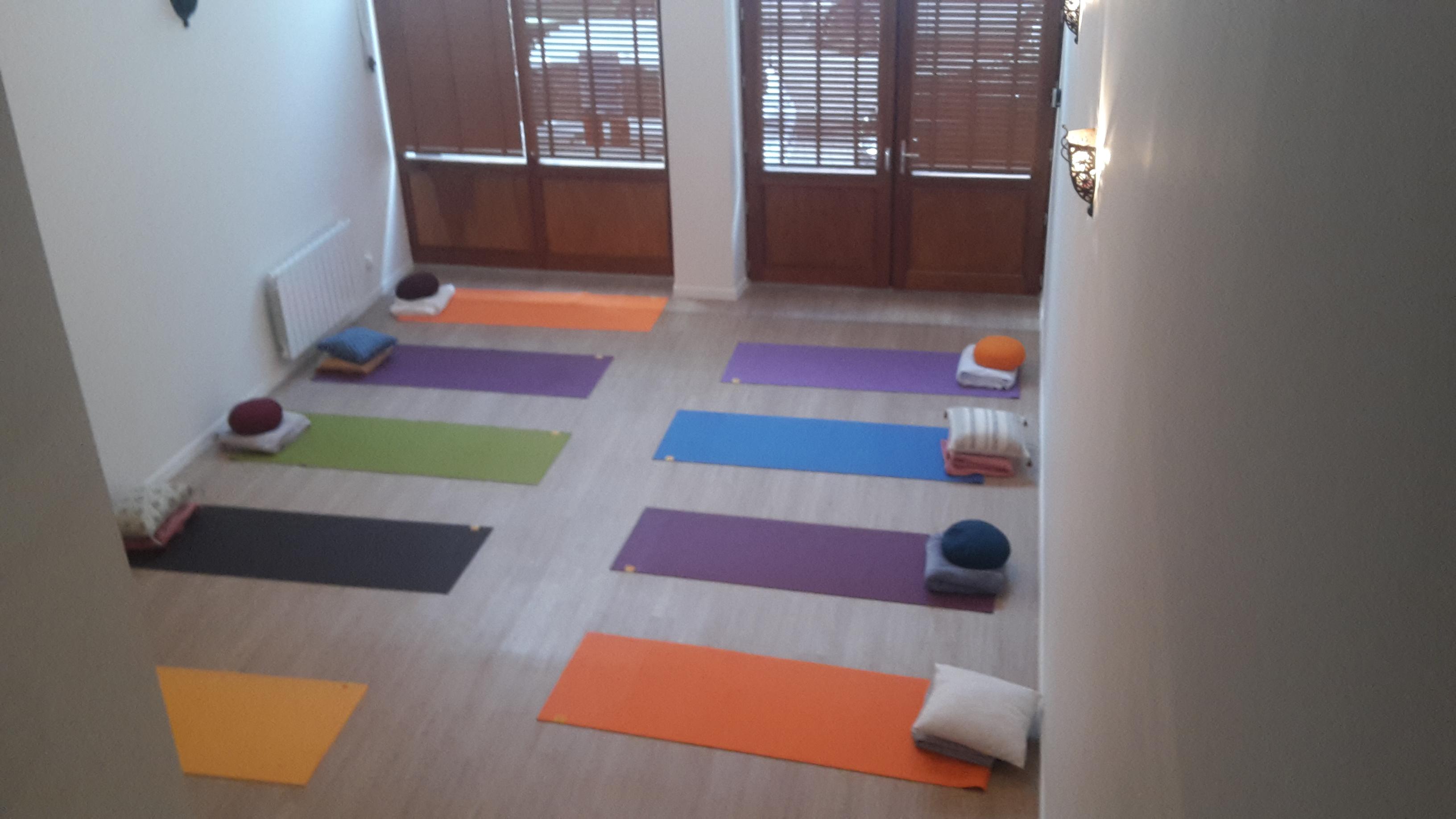 Aménager Une Salle De Yoga salle de yoga la salle de yoga à lyon 6