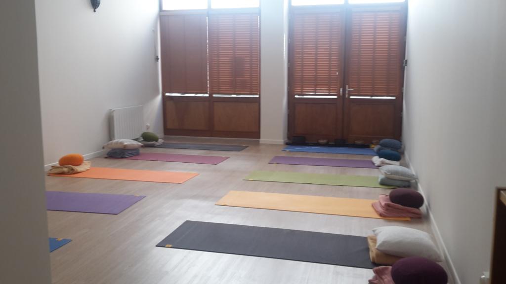 salle yoga lyon